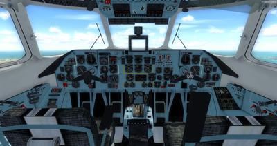 Antonov UN 32 FSX P3D  6