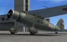 Avia 56 სერია FSX P3D  1