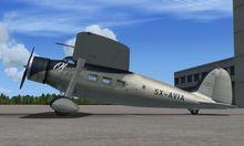 Avia 56 სერია FSX P3D  2
