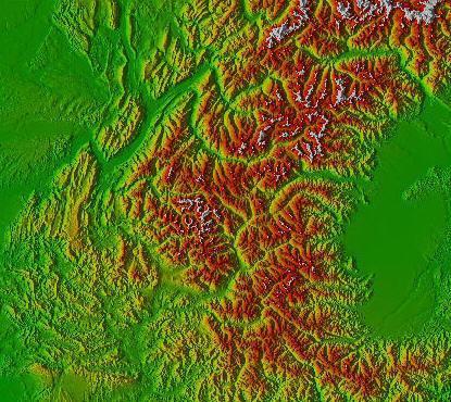 Maŝo Alpes Sud Est
