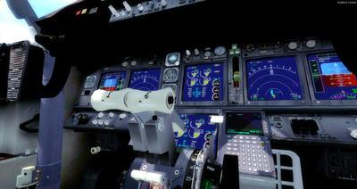 Boeing 737 MAX8 Daghang Livery FSX P3D  21