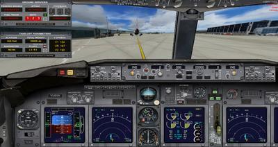 Boeing 737 MAX8 Daghang Livery FSX P3D  24