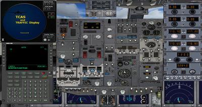 Boeing 737 MAX8 Daghang Livery FSX P3D  25