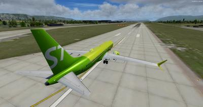 Boeing 737 MAX8 Daghang Livery FSX P3D  26