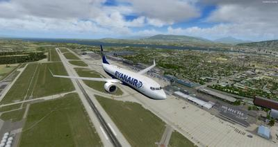 Boeing 737 MAX8 Daghang Livery FSX P3D  30