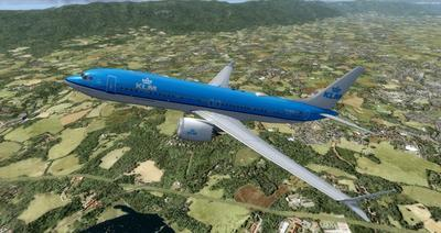 Boeing 737 MAX8 Daghang Livery FSX P3D  35