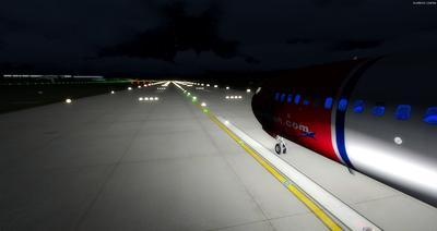 Boeing 737 MAX8 Daghang Livery FSX P3D  41
