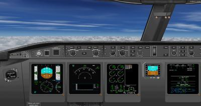 Bombardier Global Express XRS FSX P3D  12