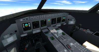 Bombardier Global Express XRS FSX P3D  15