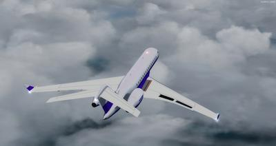 Bombardier Global Express XRS FSX P3D  9