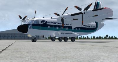 Breguet 941 S FSX P3D  1