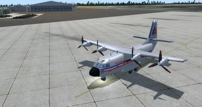 Breguet 941 S FSX P3D  10