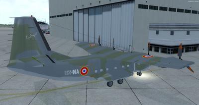 Breguet 941 S FSX P3D  11