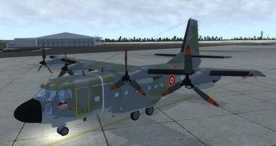 Breguet 941 S FSX P3D  13