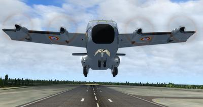 Breguet 941 S FSX P3D  15