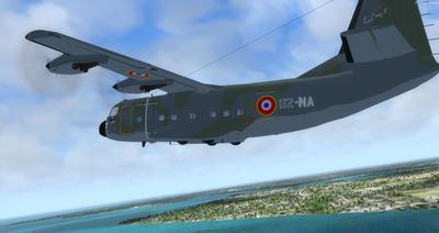 Breguet 941 S FSX P3D  19