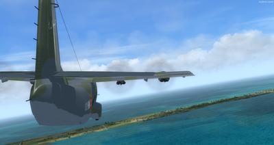 Breguet 941 S FSX P3D  20