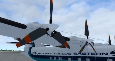 Breguet 941 S FSX P3D  4
