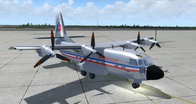 Breguet 941 S FSX P3D  9