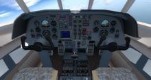 Dassault Falcon 20E FSX P3D  18