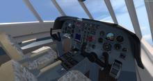 Dassault Falcon 20E FSX P3D  21
