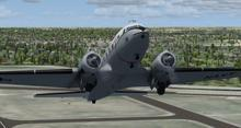 Douglas C 117D FSX P3D  10