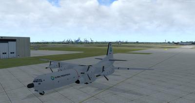 Reelaboració 133 de Douglas C 2.0B Cargomaster FSX P3D  10