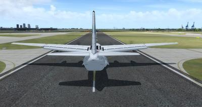 Reelaboració 133 de Douglas C 2.0B Cargomaster FSX P3D  11