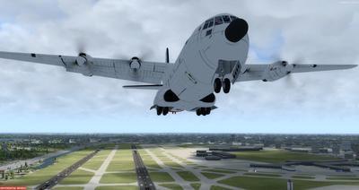 Reelaboració 133 de Douglas C 2.0B Cargomaster FSX P3D  14