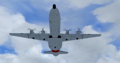 Reelaboració 133 de Douglas C 2.0B Cargomaster FSX P3D  16