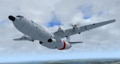 Reelaboració 133 de Douglas C 2.0B Cargomaster FSX P3D  17