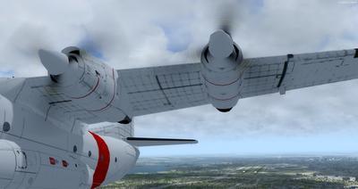 Reelaboració 133 de Douglas C 2.0B Cargomaster FSX P3D  18