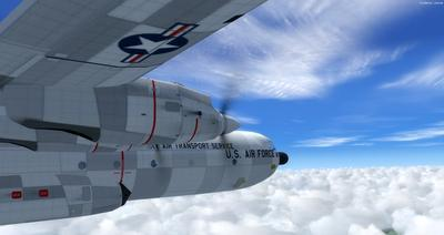 Reelaboració 133 de Douglas C 2.0B Cargomaster FSX P3D  23