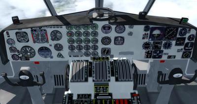 Reelaboració 133 de Douglas C 2.0B Cargomaster FSX P3D  27