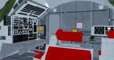 Reelaboració 133 de Douglas C 2.0B Cargomaster FSX P3D  28