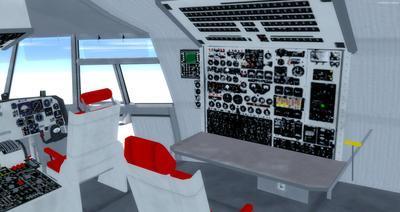Reelaboració 133 de Douglas C 2.0B Cargomaster FSX P3D  29