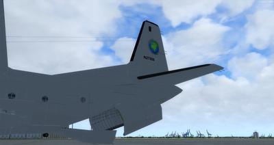 Reelaboració 133 de Douglas C 2.0B Cargomaster FSX P3D  3