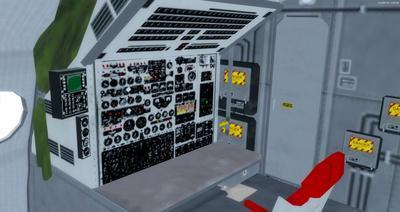 Reelaboració 133 de Douglas C 2.0B Cargomaster FSX P3D  30