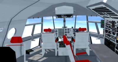 Reelaboració 133 de Douglas C 2.0B Cargomaster FSX P3D  32