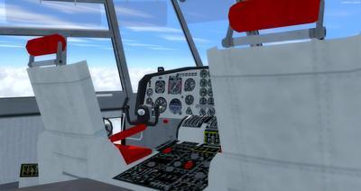 Reelaboració 133 de Douglas C 2.0B Cargomaster FSX P3D  33