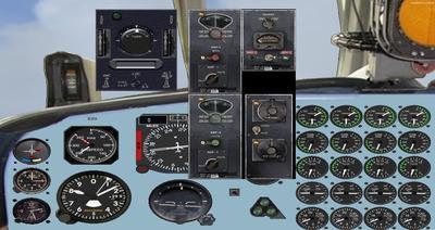 Reelaboració 133 de Douglas C 2.0B Cargomaster FSX P3D  37
