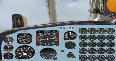 Reelaboració 133 de Douglas C 2.0B Cargomaster FSX P3D  38