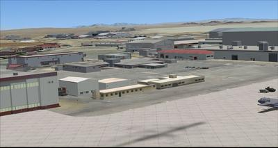 Edwards Air Force Base KEDW Fotoreal FSX P3D  18