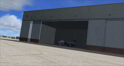 Edwards Air Force Base KEDW Fotoreal FSX P3D  2