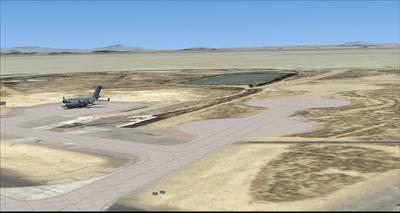 Edwards Air Force Base KEDW Fotoreal FSX P3D  20