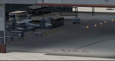 Edwards Air Force Base KEDW Fotoreal FSX P3D  21