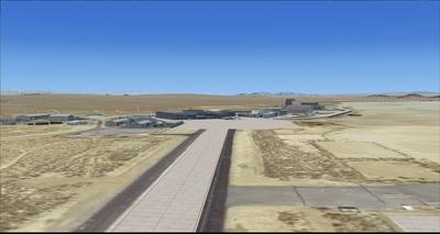 Edwards Air Force Base KEDW Fotoreal FSX P3D  23