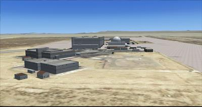 Edwards Air Force Base KEDW Fotoreal FSX P3D  25