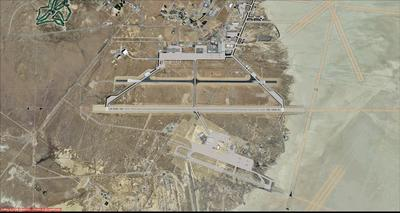 Edwards Air Force Base KEDW Fotoreal FSX P3D 4 29