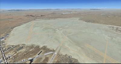 Edwards Air Force Base KEDW Fotoreal FSX P3D  5